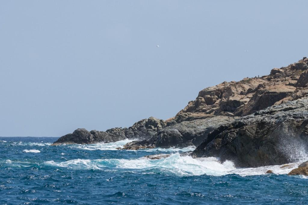 Flanagan Island's east side